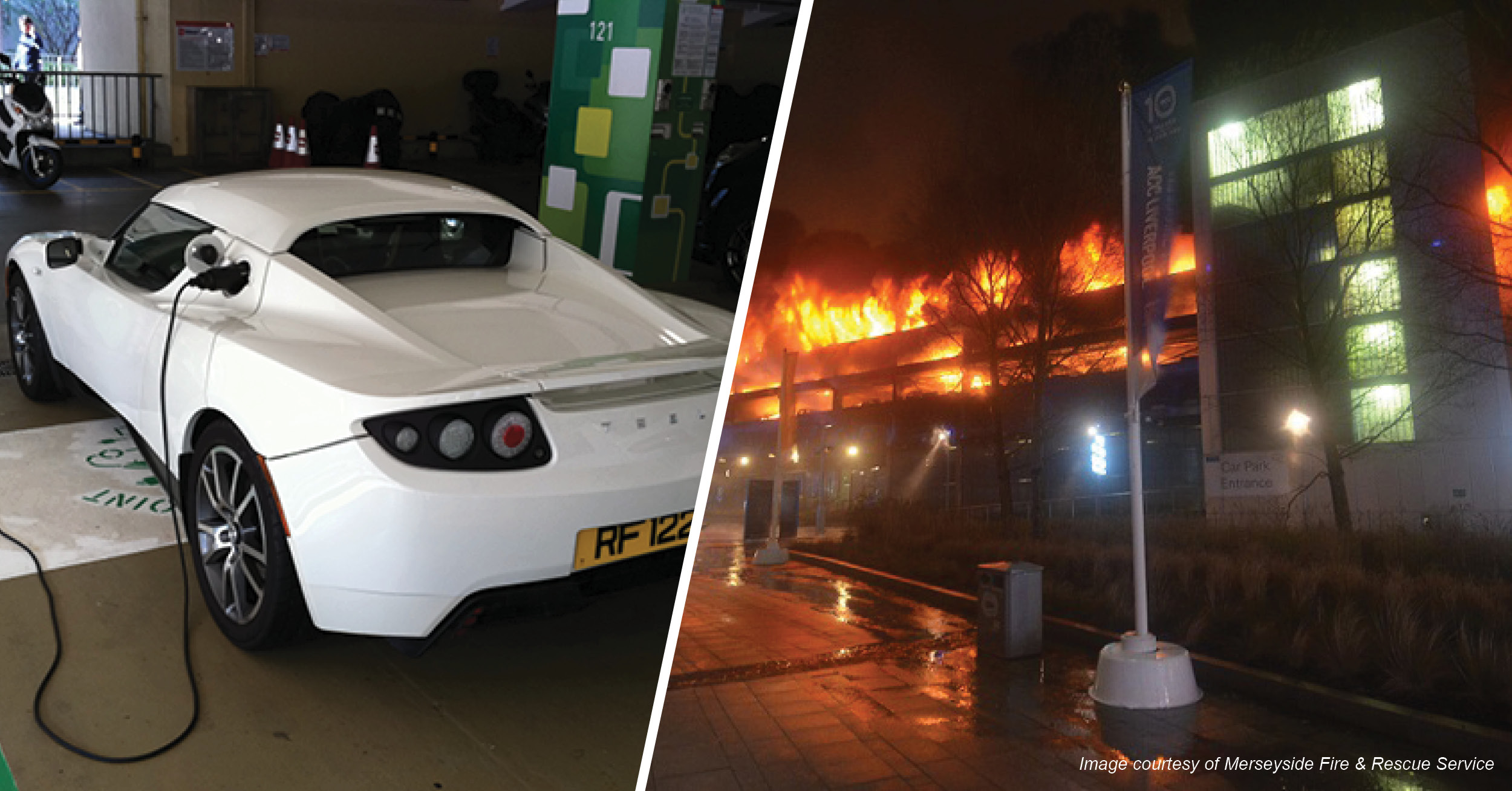 You are currently viewing Electric Vehicles and Fire Safety